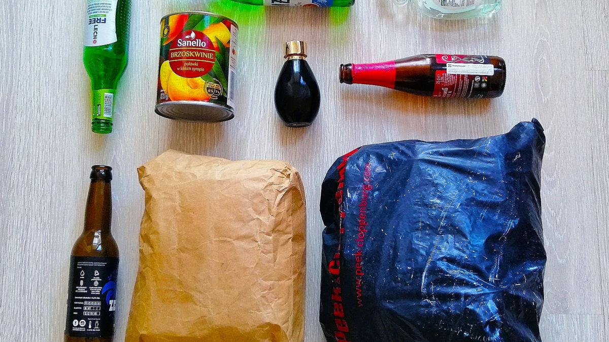 Zero waste – podsumowanie trzeciego miesiąca