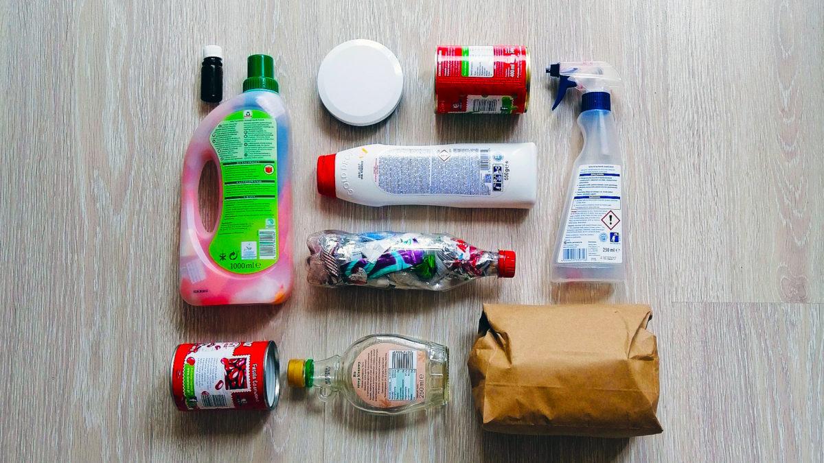 Zero waste – podsumowanie czwartego miesiąca