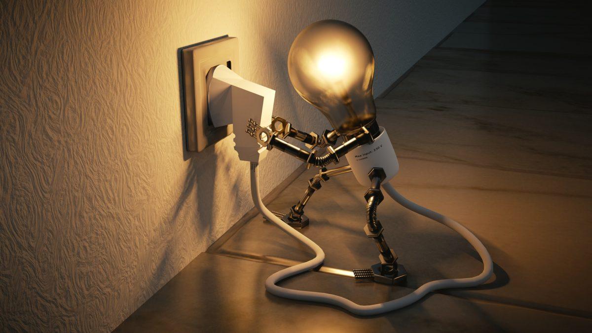 O ludziach, którzy nie wierzą w elektryczność
